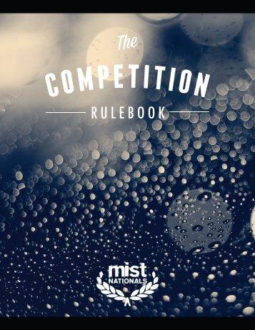 Rulebook - Muslim Interscholastic Tournament