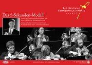 Das 5-Sekunden-Modell - Die Deutsche Kammerphilharmonie ...