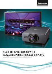 21084_INFOCOM Brochure_v5.indd - Panasonic Business