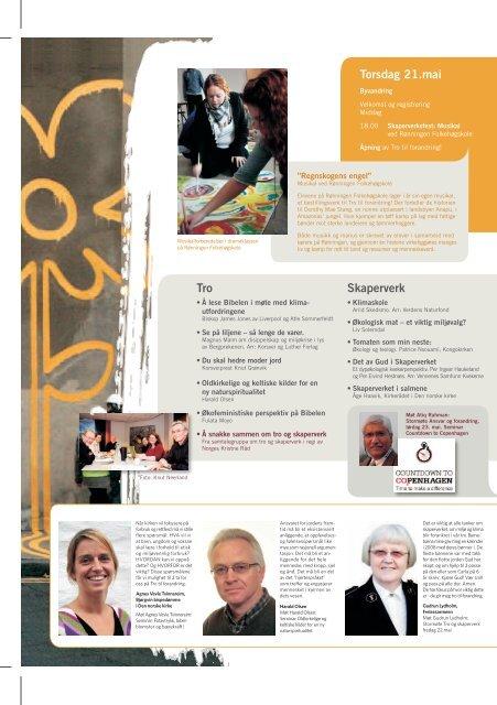 tro til forandring - Norges Kristne Råd