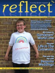 World Live - Reflect Magazine