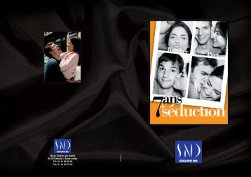 01 41 92 79 07 D2P_7 ANS DE SEDUCTION 13/06/05 - SND
