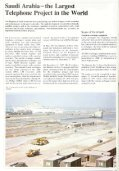 saudi arabia-the largest telephone project in the world a new ... - Page 4