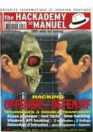 informatique et hacking pratique - HZV / Hackerzvoice / The ...