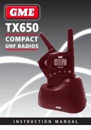 TX650 - GME