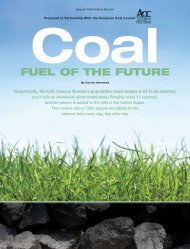 Coal: Fuel of the Future - Forbes Special Sections