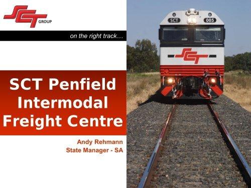 SCT Penfield Intermodal Freight Centre