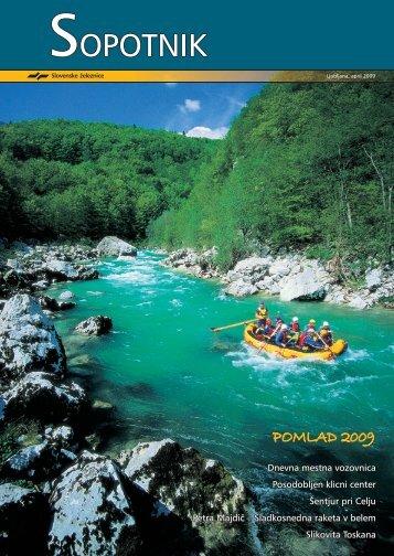 Ne prezrite privlačnih ponudb - Slovenske železnice