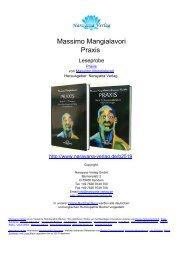 Einführung in das Buch und seine Struktur - Homöopathie Bücher ...