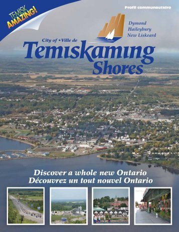 Profil communautaire - Temiskaming Shores
