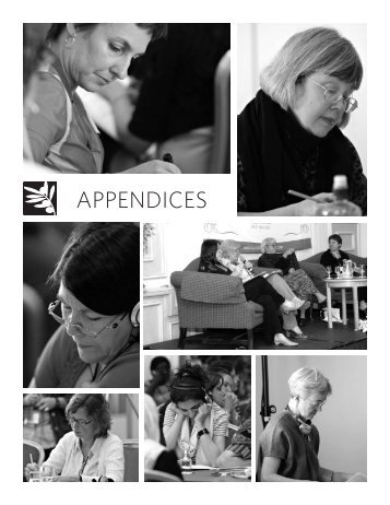 APPendIces - Nobel Women's Initiative