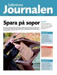 Sollentunajournalen nr 7 2011 - Sollentuna kommun