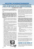 BENUTZERHANDBUCH USER MANUAL ... - AKVA-TERA.CZ - Page 4