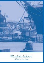 Merenkulun koulutusta - Kymenlaakson ammattikorkeakoulu