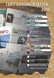 Kontakt Davoser / Klosterser Kombi Davoser Zeitung ... - BUDAG