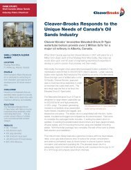 Shell Canada Albian Sands Case Study