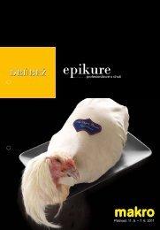 epikure - Metro