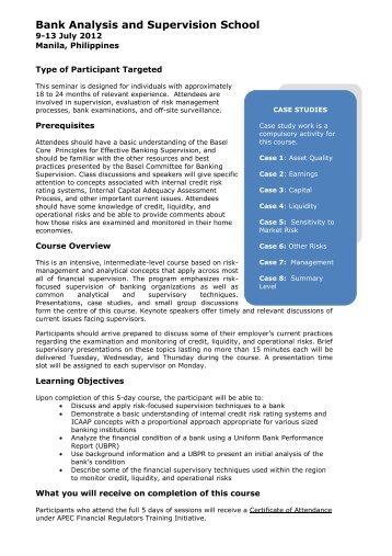 Internal Capital Adequacy Assessment Process (ICAAP)