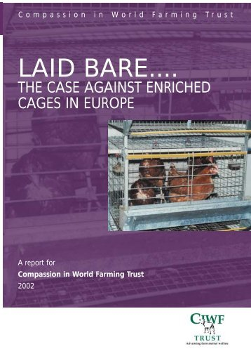 LAID BARE.... - Compassion in World Farming
