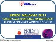 Tenaga Nasional Berhad.pdf - Invest Malaysia 2013