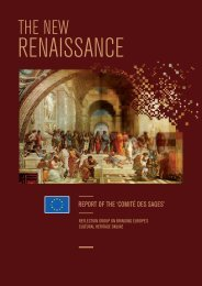 The New Renaissance - European Commission - Europa