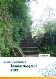 Årsmelding Råd for likestilling av funksjonshemmede 2012
