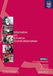 EGU informationsfolder til sagsbehandlere (pdf 784 KB) - Aarhus.dk
