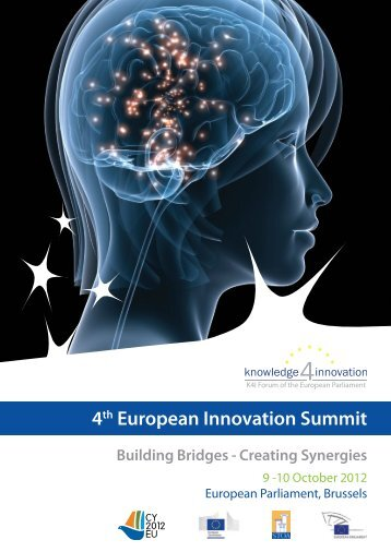 Summit Overview - Knowledge4Innovation