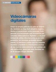 Videocámaras digitales