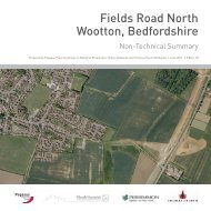 Fields Road North Wootton, Bedfordshire - IEMA
