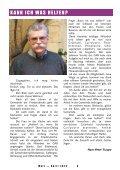 Aktueller Gemeindebrief (März - April) - in der deutschsprachigen ... - Page 6