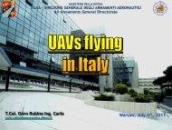5 Flying UAV in Italy Carlo Rubino MAWC July 2011