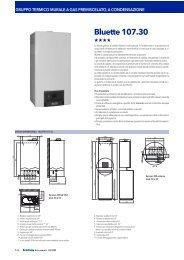 Bluette 107.30 - Certificazione energetica edifici