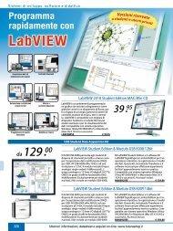 LabVIEW - Futura Elettronica