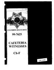 Cafeteria Witnesses Ch-F - Evan Long