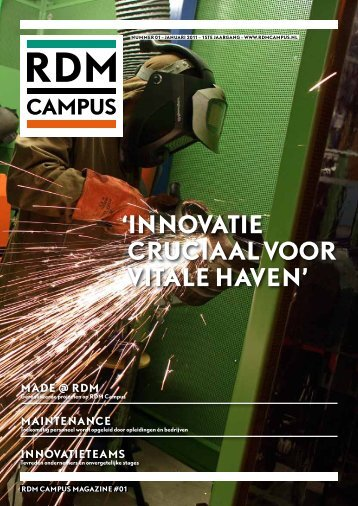 RDM Campus Magazine #01