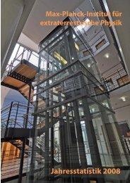 personal - Max Planck Institut für extraterrestrische Physik
