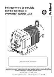 G/5b - ProMinent