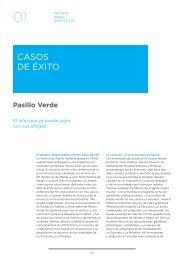 DESCARGAR PDF Casos de éxito - Informe Anual 2011 - Sanitas