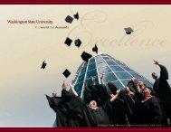 Excellence - WSU Foundation - Washington State University
