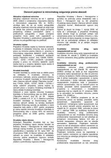 Osnovni pojmovi - Hrvatski zavod za mirovinsko osiguranje