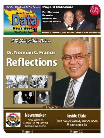 Page 4 Inside Data Newsmaker