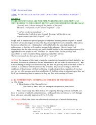 Full Commentary in PDF format - Free sermon outlines, Bible