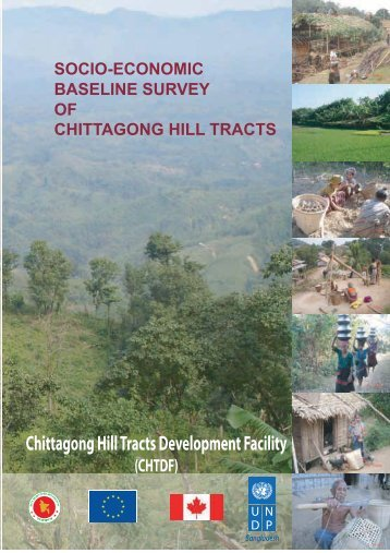 Socio-economic Baseline Survey of Chittagong Hill Tracts - chtdf