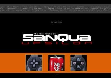 Upsilon - Sanqua