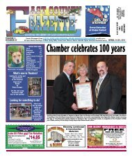 April 14 - East County Gazette