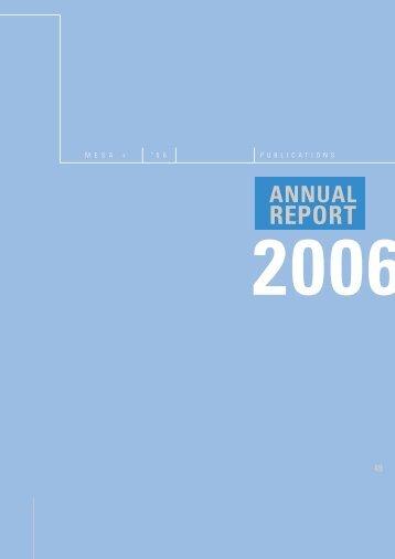2006 annual report - Universiteit Twente