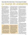 Adorer Dieu en esprit et en vérité - Mennonite World Conference - Page 4
