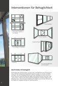 HOCHULI-VERGLASUNGEN - Hochuli Metallbau & Glas AG - Seite 6