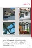 HOCHULI-VERGLASUNGEN - Hochuli Metallbau & Glas AG - Seite 7